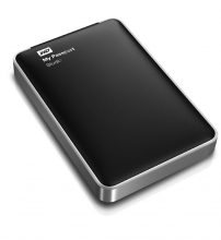 Western Digital Disco Duro Portátil My Passport Studio 500 GB