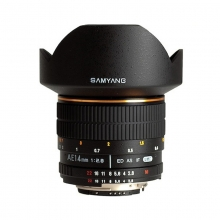 Samyang 14mm f/2.8 IF ED UMC Aspherical (Montura Canon EF)