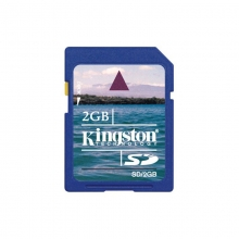 Kingston Tarjeta SD 2GB