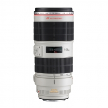 Canon EF 70-200 mm. f/2,8 L IS Estabilizado
