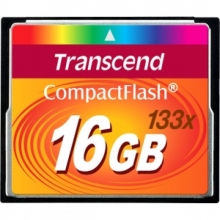Transcend CompactFlash 16GB (133x)