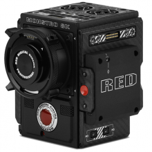 RED Weapon Monstro 8K Vision Vista