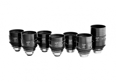 Pack 6 Lentes Cooke S4 T 2.0