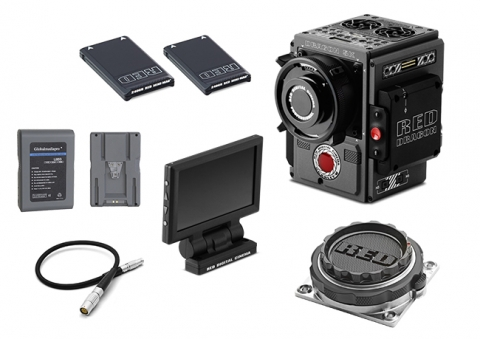 Pack Red Scarlet-W Basic