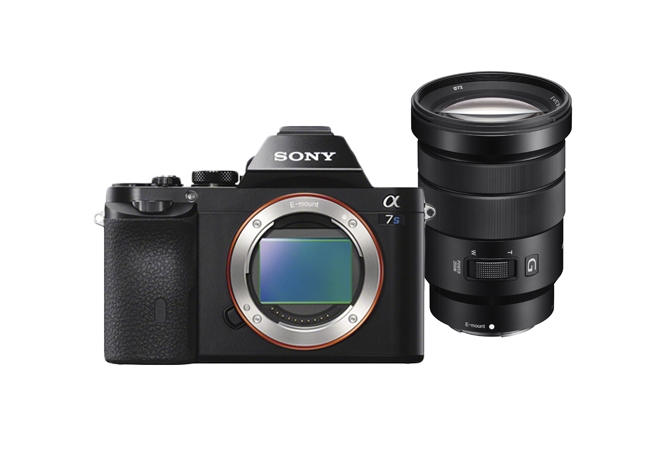 Pack Sony A7SII 4K + Objetivo 18-105mm