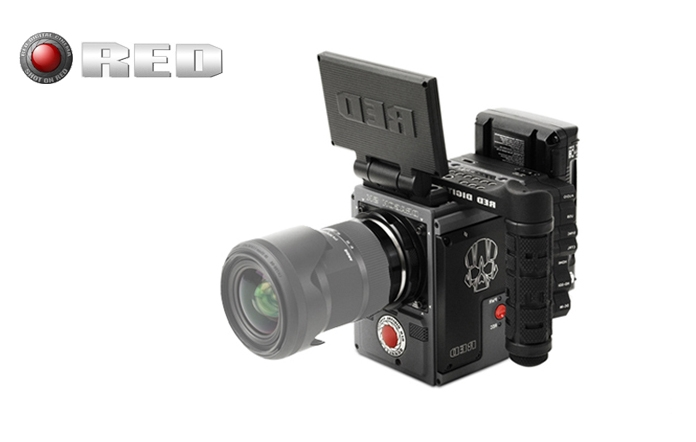 Red Digital Cinema RED Scarlet-W 5K